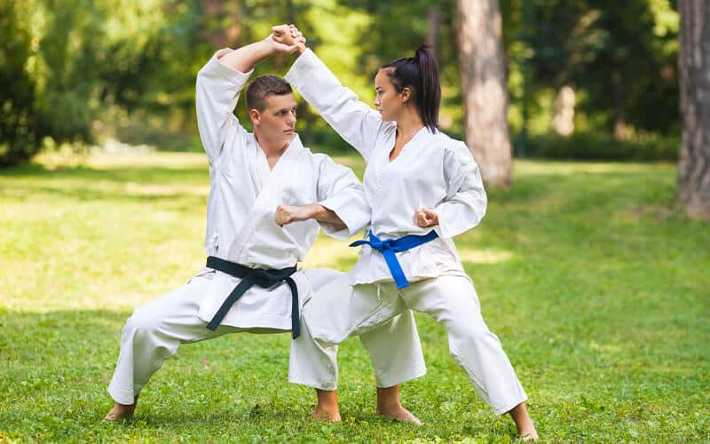 Martial Arts Lessons for Adults in King George VA - Outside Martial Arts Training