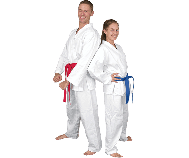 Martial Arts Lessons for Adults in King George VA - Man and Women Adult Program Banner
