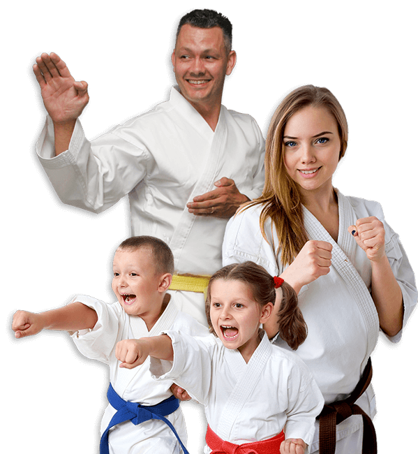 Martial Arts Lessons for Kids in King George VA - Kids Adults Group Martial Arts Home Banner